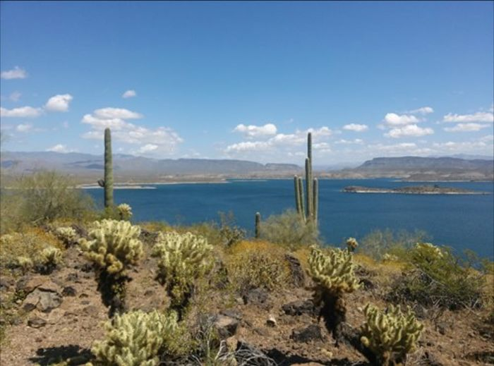 Photo of Lake Pleasant