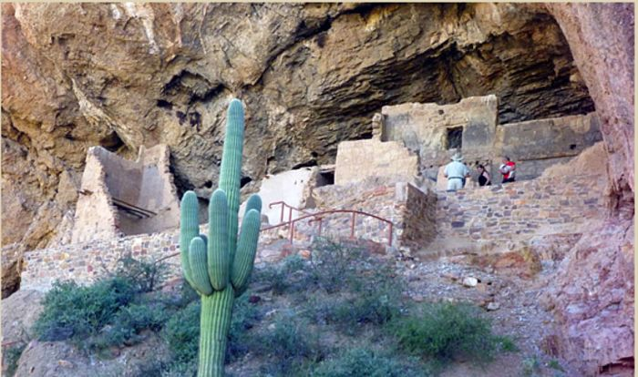 Photo of Tonto National Monument